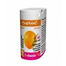 C-Vitamin 100 mg pomeranč se sukralózou 60 tablet