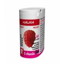 C-Vitamin 100 mg malina se sukralózou 60 tablet