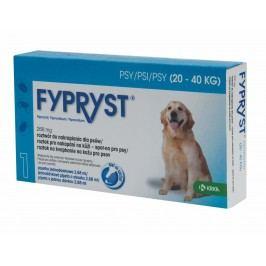 Fypryst spot-on L (pes 20-40kg) 1 pipeta
