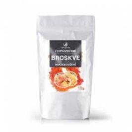 Allnature Broskve sušené mrazem plátky 15 g