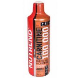 Nutrend Carnitine 100 000 pomeranč 1000 ml