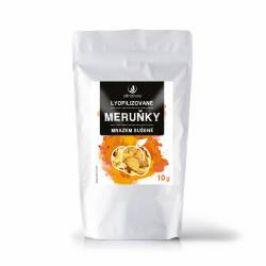 Allnature Meruňky sušené mrazem kousky 10 g