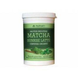 Iswari Protein smoothie matcha sunrise latté BIO proteinový nápoj 160 g