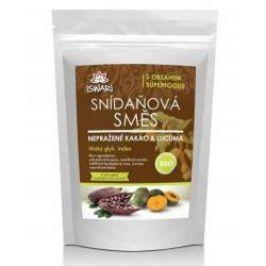 Iswari Snídaňová směs BIO nepražené kakao-lucuma 360 g
