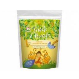 Iswari Snack z džungle BIO banán-jablko snídaňová směs 300 g