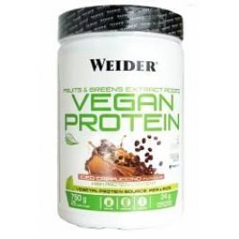 WEIDER Vegan protein iced coffee 750 g