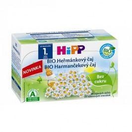 HIPP BIO Heřmánkový čaj nálevové sáčky 20x1.5g