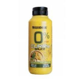 WEIDER 0 % Fat Curry omáčka dochucovadlo 265 ml