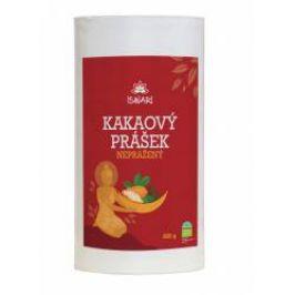 Iswari BIO Kakaový prášek nepražený 800 g