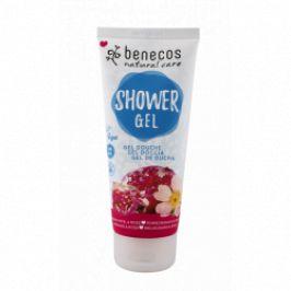 Benecos Sprchový gel Granátové jablko + Růže 200 ml