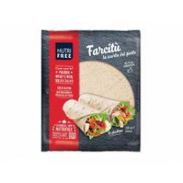 Nutrifree Tortilla bezlepková 2x60 g