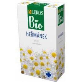 Leros BIO Heřmánek květ sypaný čaj 50 g