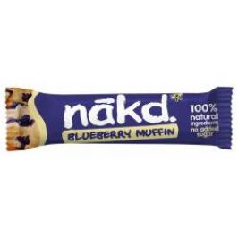Nakd Tyčinka Blueberry muffin 35 g