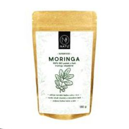 NATU Moringa BIO prášek 130 g