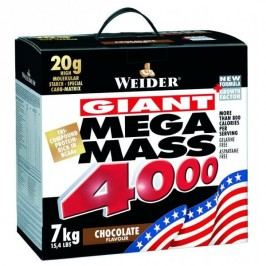 WEIDER Giant Mega Mass 4000  strawberry 7000 g