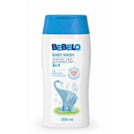 BEBELO Baby wash mycí gel 200 ml