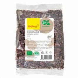 Wolfberry Kakaové boby drcené BIO 250 g