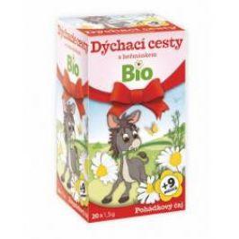 Apotheke Dětský BIO Pohádkový čaj Dýchací cesty 20x1,5 g