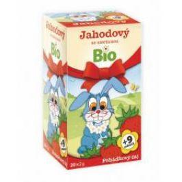 Apotheke Dětský BIO Pohádkový čaj Jahodový se smetanou 20x2 g