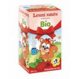 Apotheke Dětský BIO Pohádkový čaj Lesní směs s malinou 20x2 g