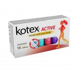 Kotex Active Normal tampony 16 ks