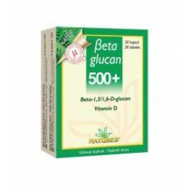 Beta glucan 500+ 30 tobolek