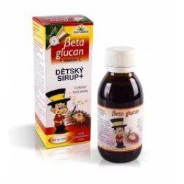 Beta glucan Dětský sirup+ 100 ml/120 g