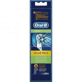 Oral-B EB 50-8 CROSS ACTION náhradní kartáček 8 ks