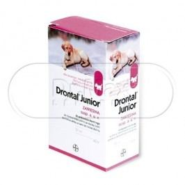 Drontal Junior a.u.v. susp.50 ml+apl.