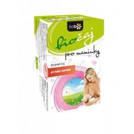 Babio BIO čaj pro maminky nálevové sáčky 20x1.5 g