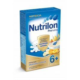 Nutrilon Pronutra kaše mléčná krupicová s ovocem 225g 6M