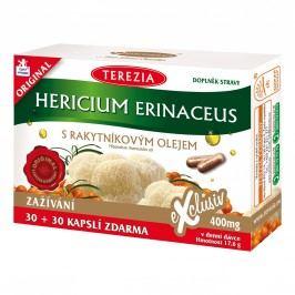 Hericium erinaceus s rakytník. olejem cps.30+30