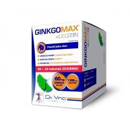 Da Vinci Academia GinkgoMAX + Lecitin 90+30 tobolek