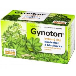 Dr. Müller GYNOTON bylinný čaj při menstruačních potížích 20x1,5 g