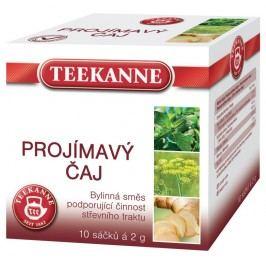 Teekanne Projímavý čaj nálevové sáčky 10x2 g