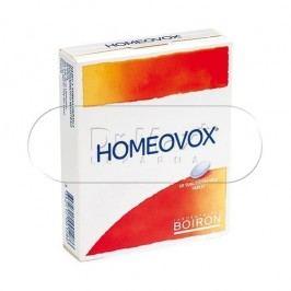 Homeovox 60 sublingválních tablet