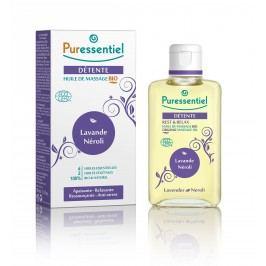 PURESSENTIEL Masážní olej pro uvolnění 100 ml