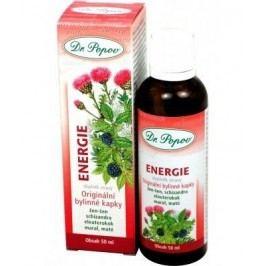 Dr. Popov Energie bylinné kapky 50 ml