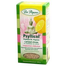 Dr.popov Psyllicol s příchutí citronu 100 g
