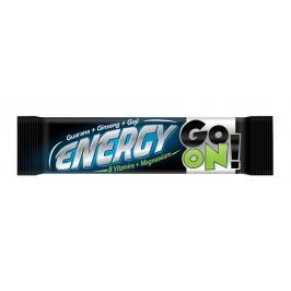 GO ON! Energetická tyčinka guarana ženšen goji 50g