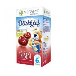 Megafyt Dětský ovocný čaj s příchutí třešně n.s.20x2g