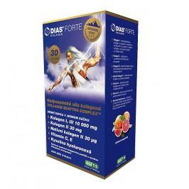 DIAS FORTE grapefruit sáčky 30 x 11,3g