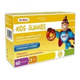 Dr.Max Kids Gummies C+Zinek 60ks
