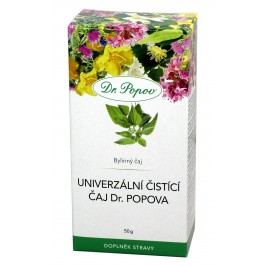 Čaj univerzální čistící 50g Dr.Popov sypaný