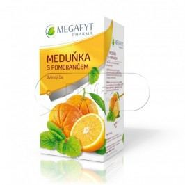 Megafyt Meduňka s pomerančem ovo 20x2 g