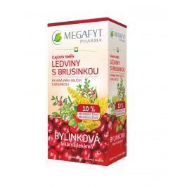 Megafyt Čajová směs ledviny s brusinkou porcovaný čaj 20x1,5 g