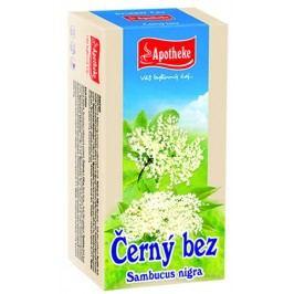 Apotheke Černý bez květ nálevové sáčky 20x1,5 g