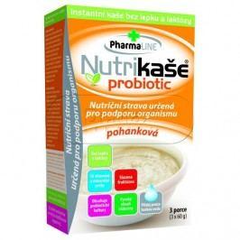 Nutrikaše probiotic pohanková 3x60 g