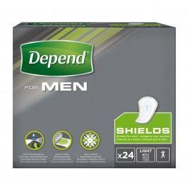 Inkontinenční vložky Depend for men 1