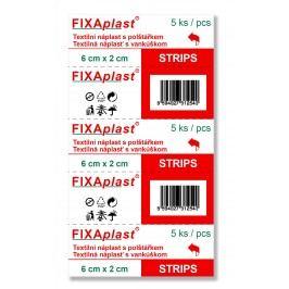 Fixaplast STRIP 6x2 cm náplast 5 ks